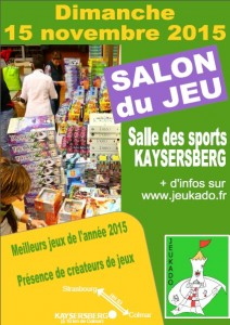 flyer salon 2015 recto